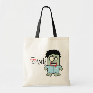 Cute Zombie Halloween Bag
