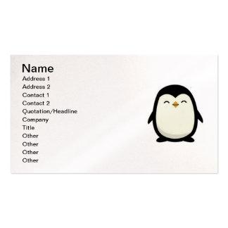 cutebabypenguin business card