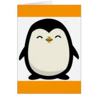cutebabypenguin card