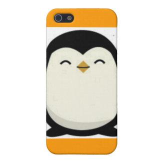 cutebabypenguin iPhone 5 covers