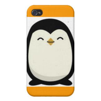 cutebabypenguin iPhone 4/4S covers