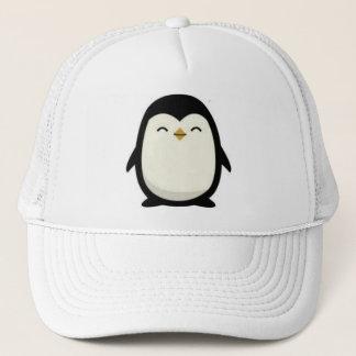 cutebabypenguin trucker hat
