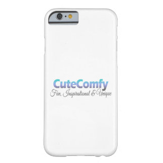 CuteComfy Brand Name Logo Barely There iPhone 6 Case