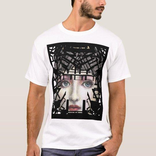 cutegirl/abstract T-Shirt
