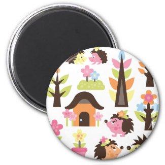 CuteHedgehog1 magnet