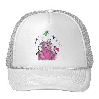 CuteLittle  Butterfly Dragon Girl Trucker Hat