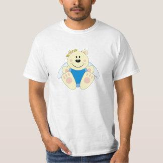 Cutelyn Baby Boy Angel Polar Bear T-Shirt