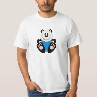 Cutelyn Baby Boy Panda Bear T-Shirt