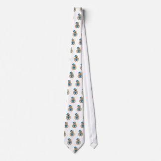 Cutelyn Baby Boy Sailor Bear Neck Tie
