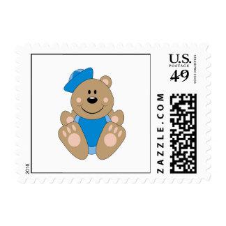 Cutelyn Baby Boy Sailor Bear Postage