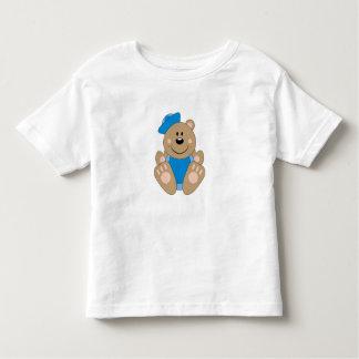 Cutelyn Baby Boy Sailor Bear Toddler T-shirt