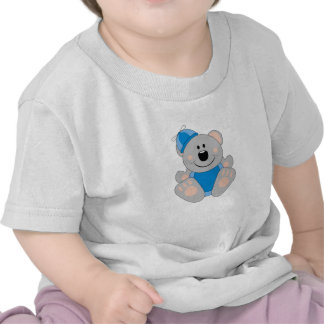 Cutelyn Baby Boy Silly Koala Bear T Shirt