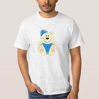 Cutelyn Baby Boy Silly Polar Bear T-Shirt