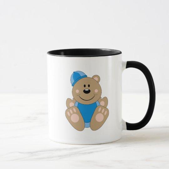Cutelyn Baby Boy Snow Bear Mug