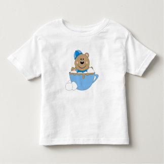 Cutelyn Baby Boy Snow Bear Mug Toddler T-shirt