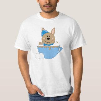 Cutelyn Baby Boy Snow Bunny Mug T-Shirt