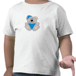 Cutelyn Baby Boy Snow Koala Bear Tee Shirts