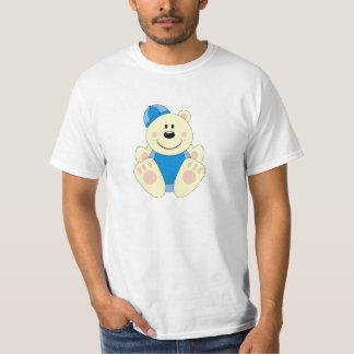 Cutelyn Baby Boy Snow Polar Bear T-Shirt