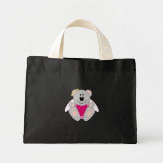 Cutelyn Baby Girl Angel Koala Bear Mini Tote Bag