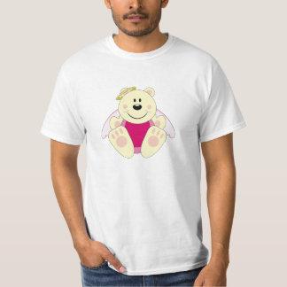Cutelyn Baby Girl Angel Polar Bear T-Shirt