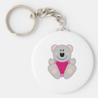 Cutelyn Baby Girl Koala Bear Key Chain