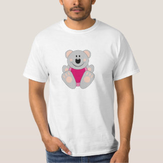 Cutelyn Baby Girl Koala Bear T-Shirt