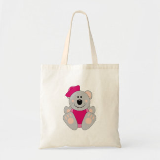 Cutelyn Baby Girl Sailor Koala Bear Tote Bag