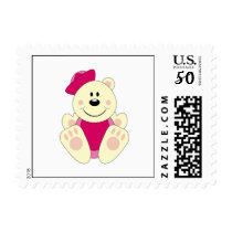 Cutelyn Baby Girl Sailor Polar Bear Postage