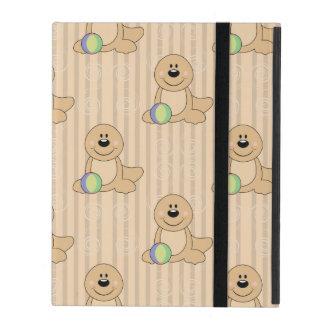 Cutelyn Baby Seal iPad Case