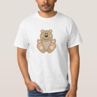 Cutelyn Brown Bear T-Shirt