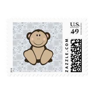 Cutelyn Chimpanzee Postage