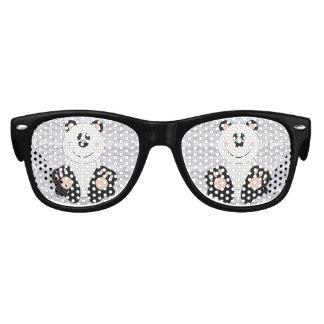 Cutelyn Panda Bear Kids Sunglasses