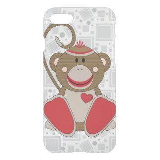 Cutelyn Sock Monkey iPhone 7 Case