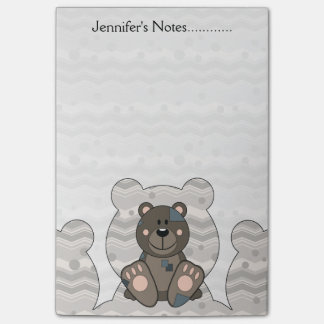 Cutelyn Teddy Bear Post-it® Notes