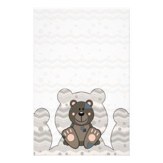 Cutelyn Teddy Bear Stationery