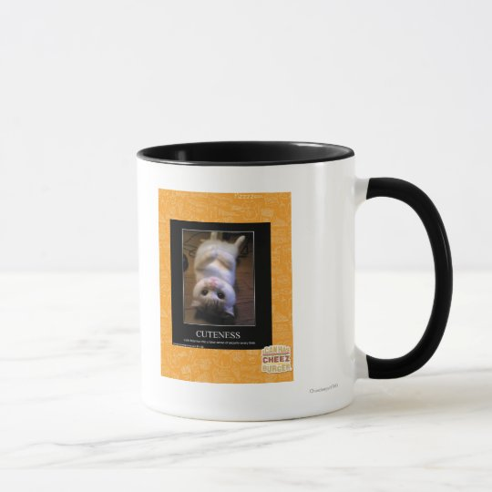 Cuteness 2 mug