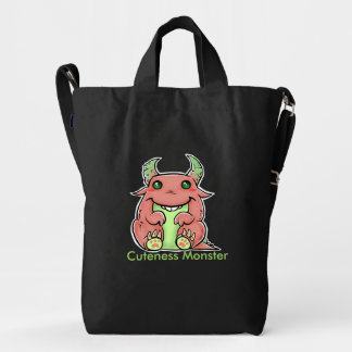 Cuteness Monster Bag
