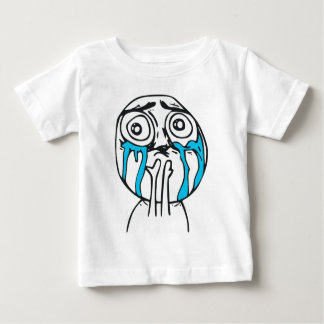 Cuteness Overload Cute Rage Face Meme Baby T-Shirt