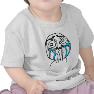 Cuteness Overload Cute Rage Face Meme T Shirt