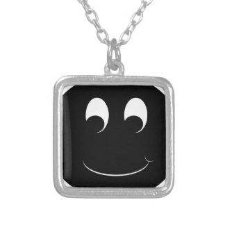 CUTER For Earth Speaks Out Silver Plated Necklace