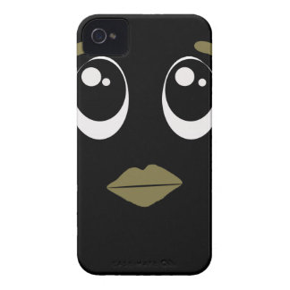 Cuter Lil' FAT LIPS! iPhone 4 Cover
