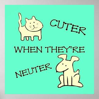 Cuter Poster