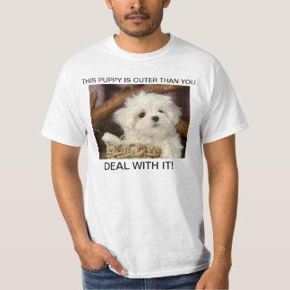 Cuter Than You T-Shirt