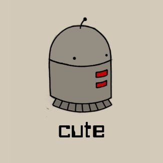CuteRobot BabyShirt01 shirt