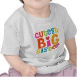 Cutest Big Sister Tshirt