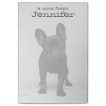 Cutest French Bulldog Puppy Post-it Notes