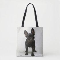 Cutest French Bulldog Puppy Tote Bag