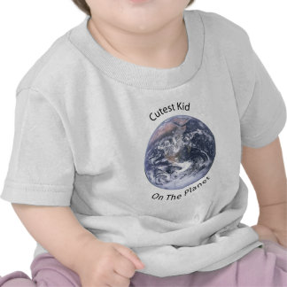 Cutest Kid on the Planet Shirts