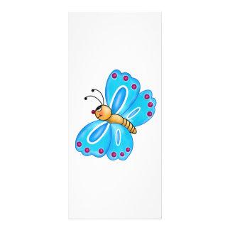 Cutest Little Butterfly Rack Card