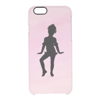Cutest Little Dancer Clear iPhone 6/6S Case